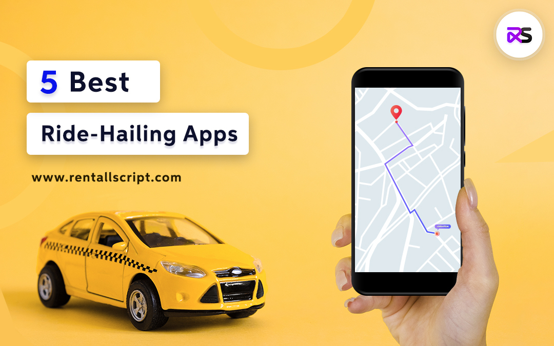 Here's the list of best ride-hailing apps that is worth trying