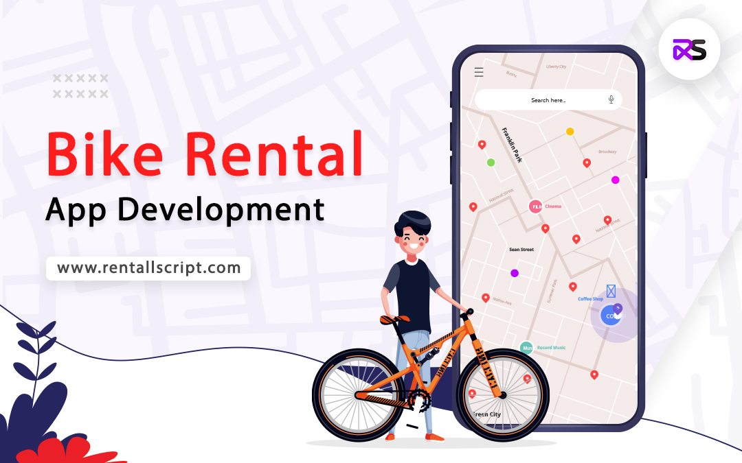 Everything you Need to Know About Bike Rental App Development