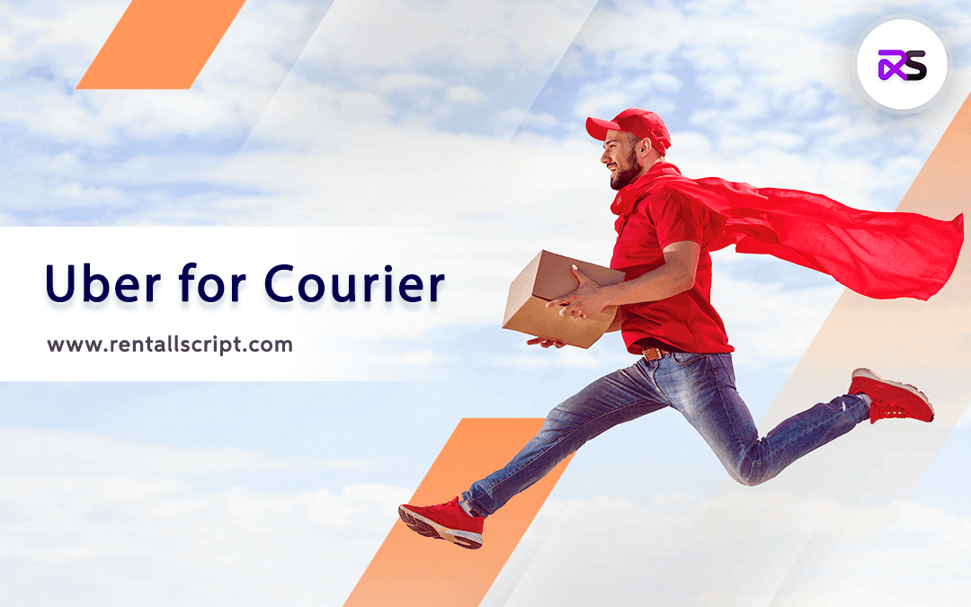 Guide to Build an Uber for Courier App using Flutter Technology
