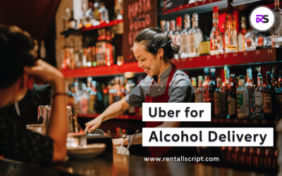 Grow your  On-Demand Alcohol Delivery Business With Uber for Alcohol Delivery Script