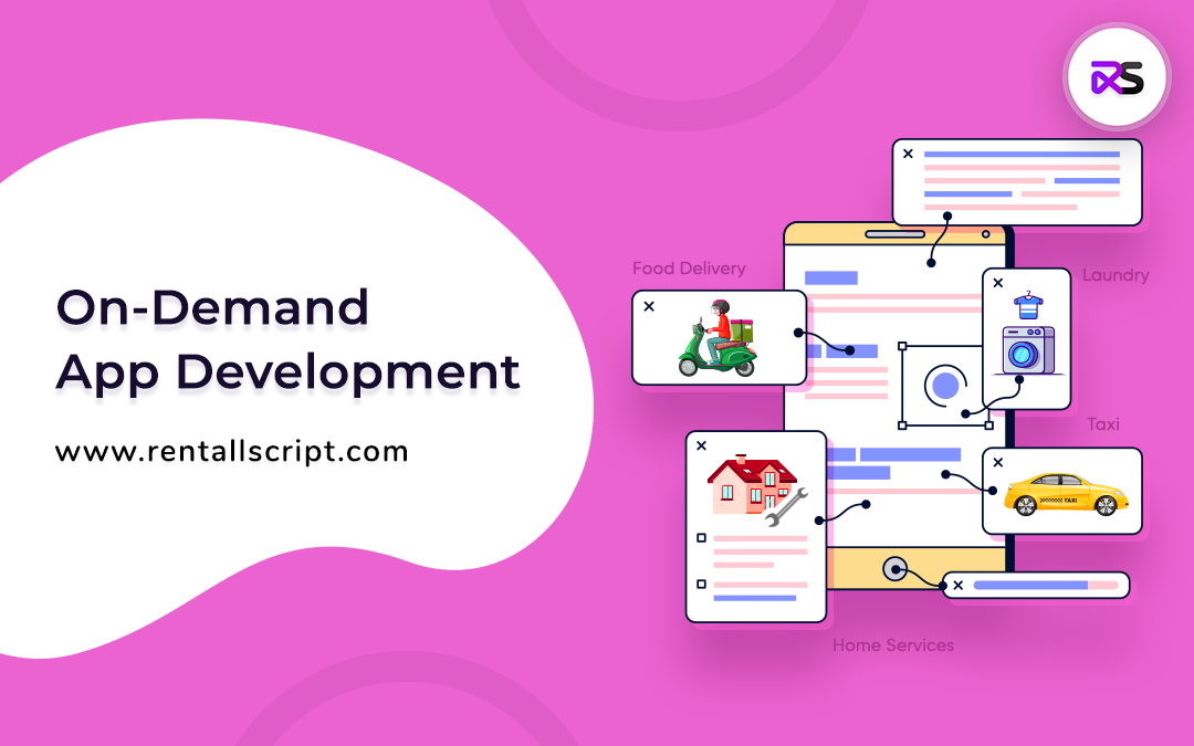 0n-demand app development