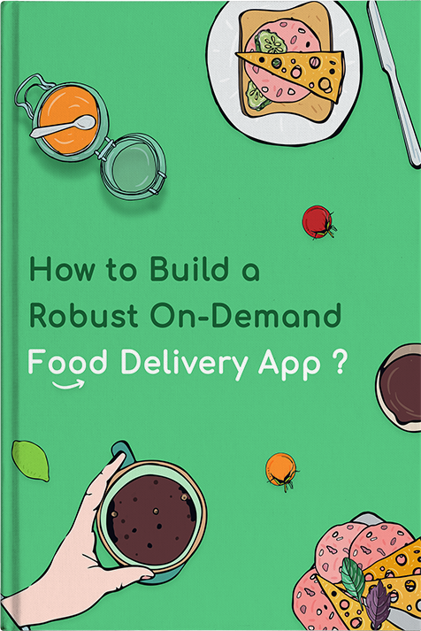E-book for food delivery app