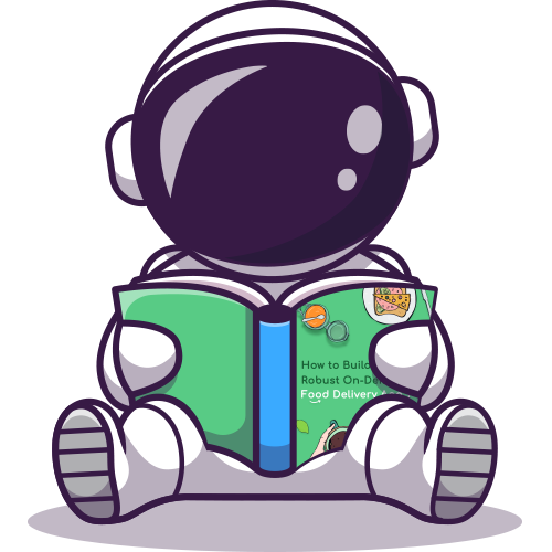 Astro with Food delivery E-book