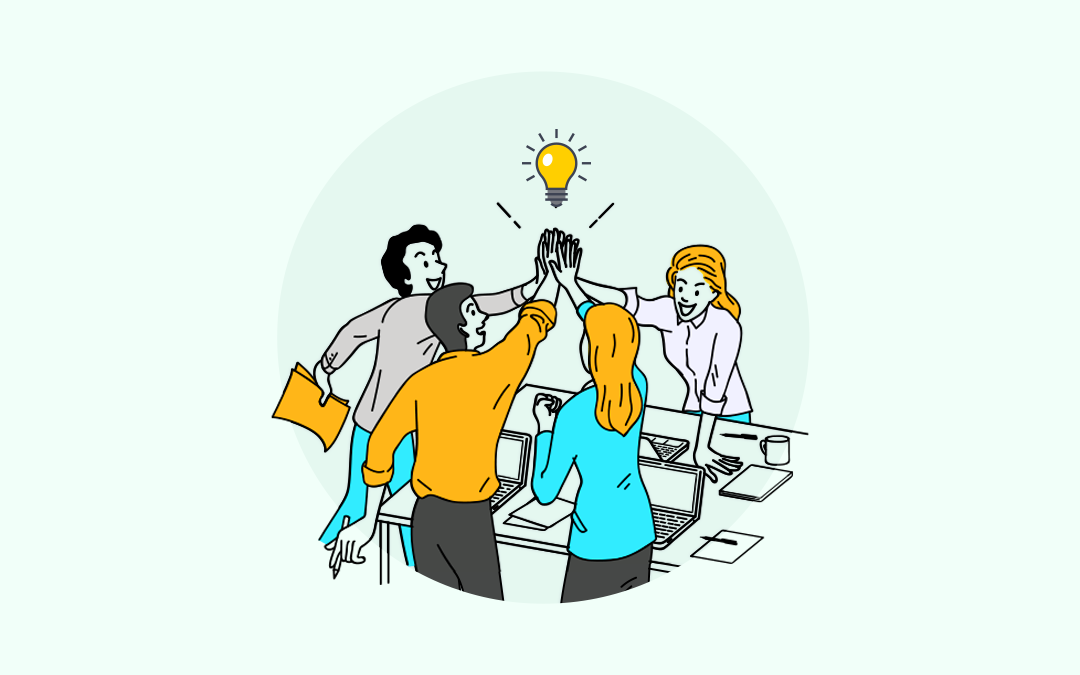 5 Steps to hire a perfect team for your online startup [+ Bonus Tips]