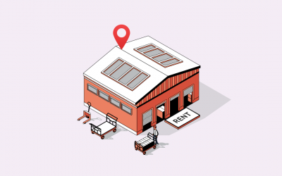 6 things to remember when starting an online warehouse rental business