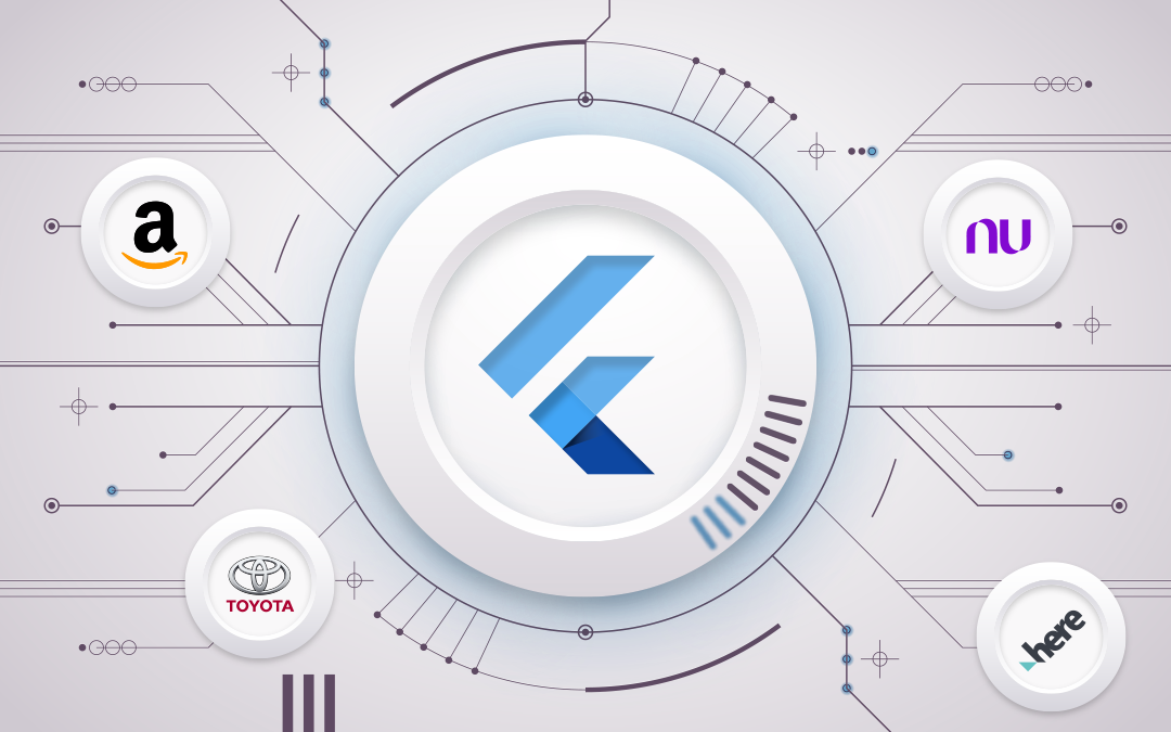 A list of brands that use Flutter for app development in 2021